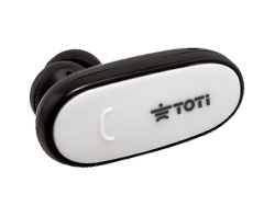 Bluetooth Headset T-BH60W White